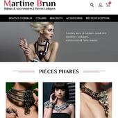 🤩 NOUVEAU ! Ouverture de ma Boutique en Ligne. Retrouvez toutes mes créations à la vente 🛒🎁 :https://www.martinebrun.com#bijoux #bijouxcreateur #bijou #bijouxfaitmain #boutiqueenligne #hautefantaisie #hautefantaisiejewelery #bijouxhautefantaisie #madeinfrance #paris #parisianstyle #pièceunique #recycledfashion #recycling #tendance #design #baroque #contemporain #luxe #luxury #fashion #swarovski #doré #argenté #collier #model #modelephoto #modelephotofrance #bijouxfantaisie #creationfrancaise https://www.martinebrun.com